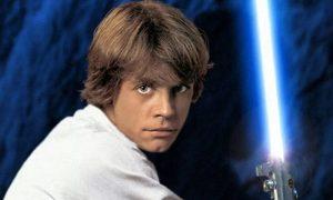 "Luke Skywalker dos filmes ""Star Wars"""